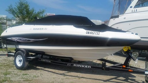 2008 Rinker 192 Captiva Br For Sale
