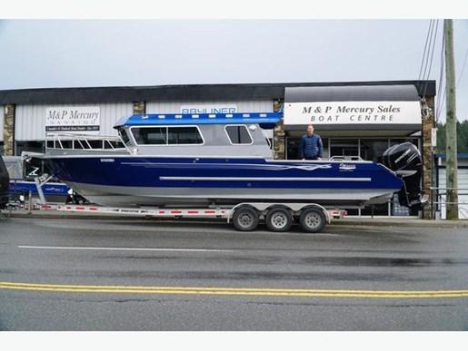 2017 RH Aluminum Boats 30' Sea Hawk Offshore XL Photo 1 of 18