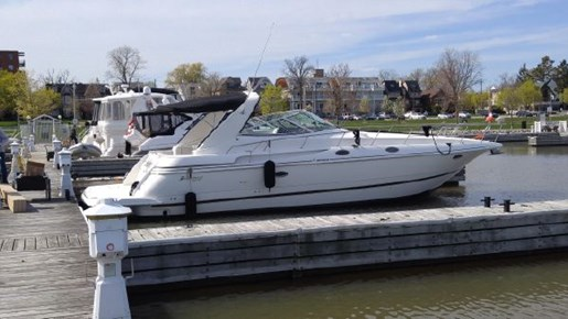 2002 Cruisers Yachts 3870 Express Mc For Sale