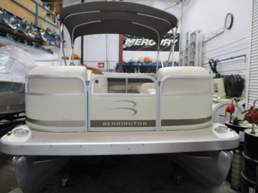 Ontario Quality Motors >> Bennington 1850 GL 2007 Used Boat for Sale in Washago, Ontario