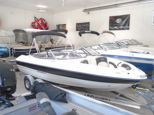 For Sale: 2018 Stingray 208ls Sport Deck 20ft<br/>Pirate Cove Marina