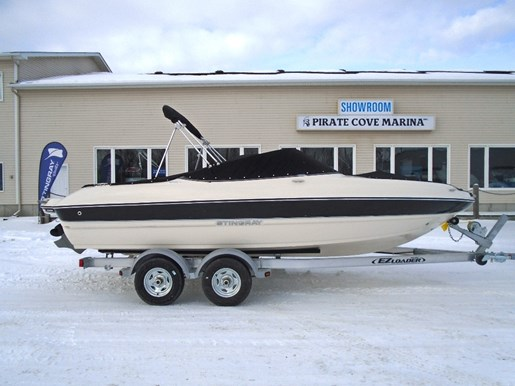 Stingray 208ls Sport Deck 2018 New Boat For Sale In