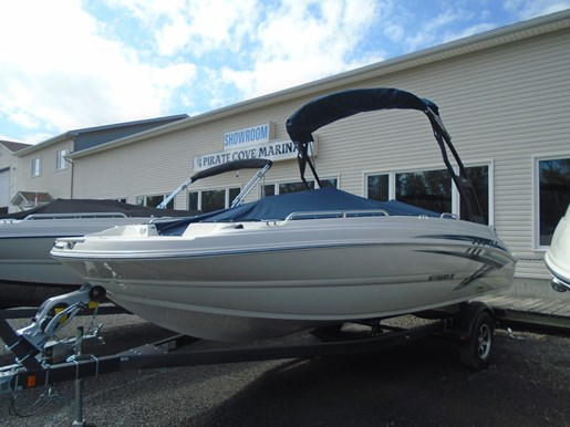 For Sale: 2018 192 Sc Deck Boat Stingray 21ft<br/>Pirate Cove Marina