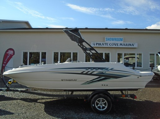 For Sale: 2018 Stingray 192 Sc Deck Boat For Sale - Str101 21ft<br/>Pirate Cove Marina