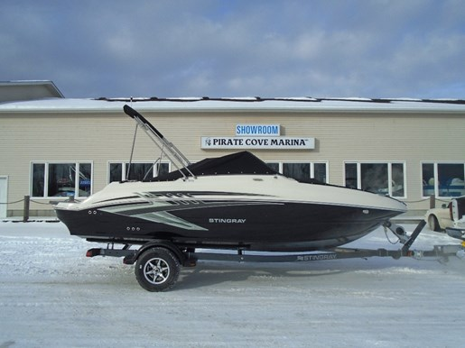 For Sale: 2018 Stingray 201dc 20ft<br/>Pirate Cove Marina