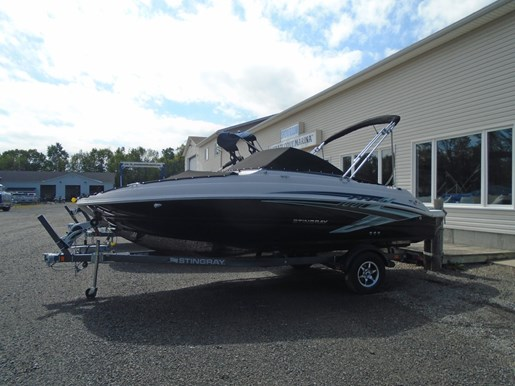 For Sale: 2018 Stingray 201dc For Sale - Str102 20ft<br/>Pirate Cove Marina