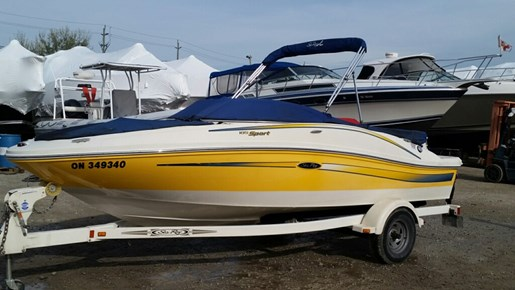 2007 Sea Ray 185 Br Sport For Sale
