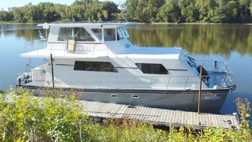 2014 Custom Flybridge Catamaran 50 Photo 3 sur 28