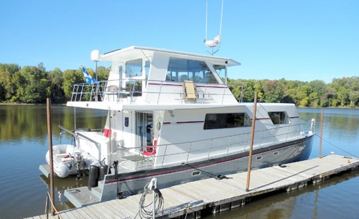 2014 Custom Flybridge Catamaran 50 Photo 1 sur 28