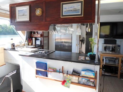 2014 Custom Flybridge Catamaran 50 Photo 13 sur 28