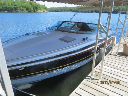 Formula 260 SS 2008 Used Boat for Sale in St. Catharines, Ontario