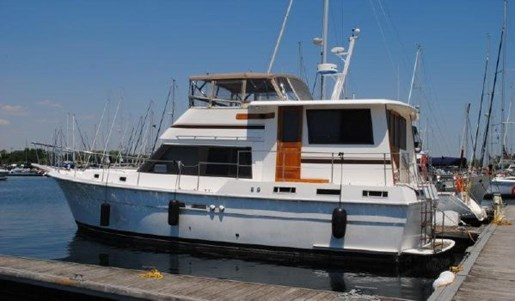 For Sale: 1986 Gulfstar 44 Motor Yacht 44ft<br/>North South Nautical Group Inc.