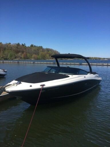 2014 Sea Ray 250 Slx For Sale