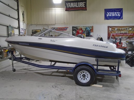 For Sale: 2003 Four Winns 180 Freedom B/r For Sale 18ft<br/>Pirate Cove Marina