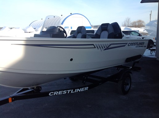 2018 crestliner discovery 1450 Photo 2 of 4