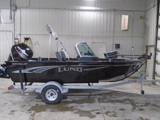 For Sale: 2018 Lund 1650 Rebel Xs Sport - Lf718 16ft<br/>Pirate Cove Marina
