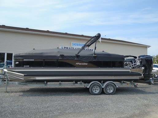 2018 Manitou boat for sale, model of the boat is 25 Encore SE Twin Engine For Sale - MAN107 & Image # 12 of 12
