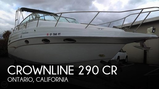 2000 Crownline 290 CR Photo 1 of 20