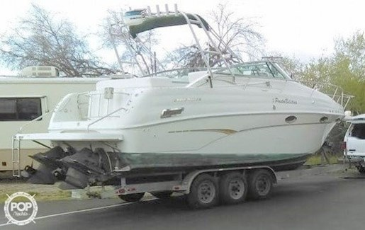 2000 Crownline 290 CR Photo 10 of 20