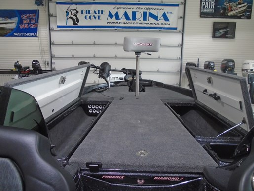 2018 Phoenix boat for sale, model of the boat is 21 PHX For sale - PBB121 & Image # 4 of 8