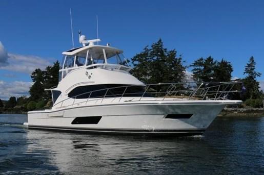 Riviera 43 Open Flybridge Ips 2019 New Boat For Sale In Sidney British Columbia