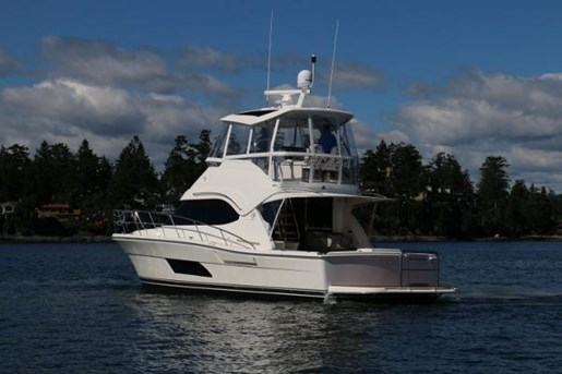 Riviera 43 Open Flybridge Ips 2019 New Boat For Sale In