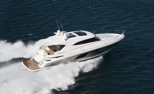 2019 Riviera 6000 Sport Yacht Photo 1 of 66