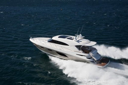 2019 Riviera 6000 Sport Yacht Photo 55 of 66