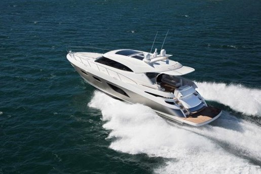 2019 Riviera 6000 Sport Yacht Photo 57 of 66