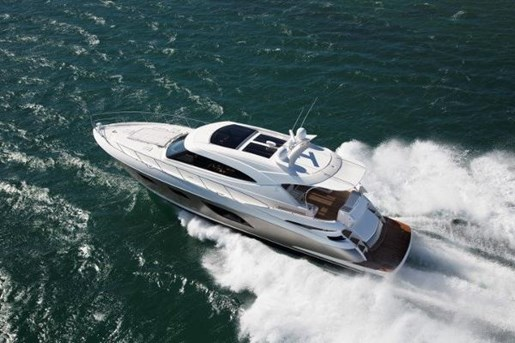 2019 Riviera 6000 Sport Yacht Photo 58 of 66