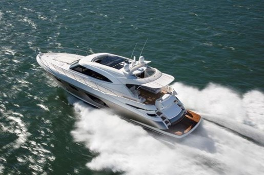 2019 Riviera 6000 Sport Yacht Photo 59 of 66
