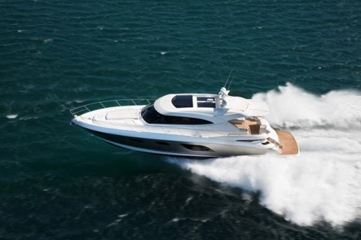 2019 Riviera 6000 Sport Yacht Photo 60 of 66
