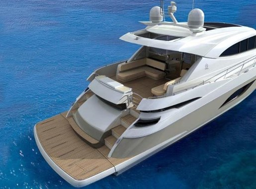 2019 Riviera 6000 Sport Yacht Photo 63 of 66