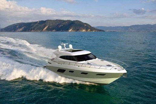 2019 Riviera 6000 Sport Yacht Photo 65 of 66