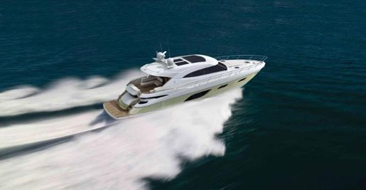 2019 Riviera 6000 Sport Yacht Photo 66 of 66