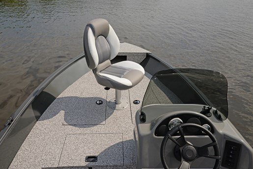 2018 MirroCraft Outfitter Side Console 165SC-O - White Photo 3 of 13