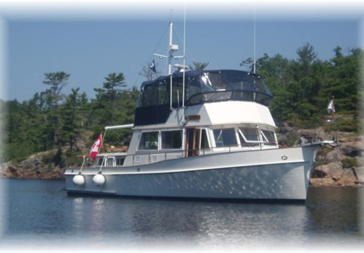 1989 GRAND BANKS 42 CLASSIC for sale
