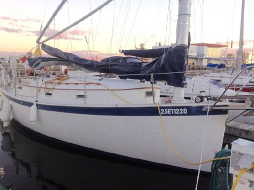 For Sale: 1985 Nonsuch 26 26ft<br/>North South Nautical Group Inc.