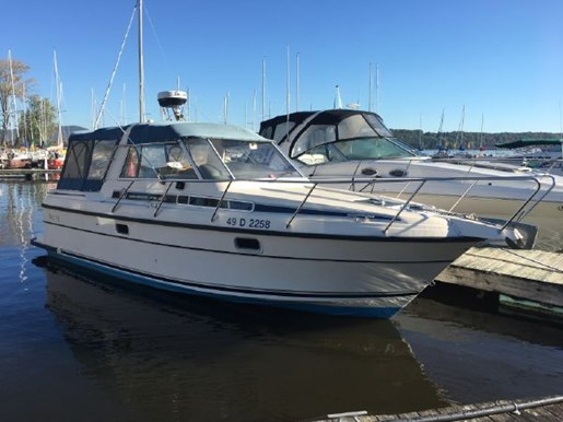 For Sale: 1986 Nimbus 28 Dc 28ft<br/>North South Nautical Group Inc.