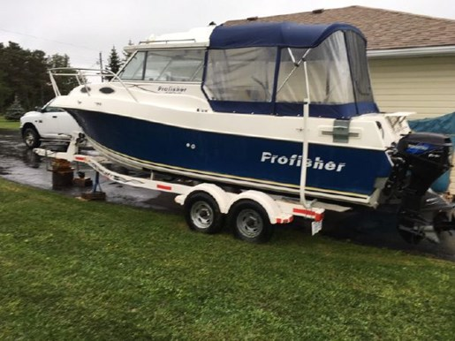 For Sale: 2003 Grew Profisher 232 23ft<br/>North South Nautical Group Inc.
