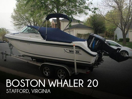 2002 Boston Whaler Photo 1 of 20