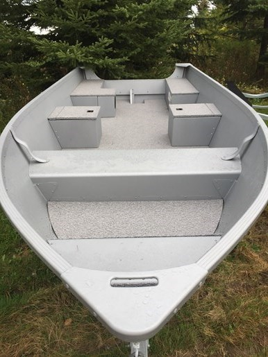 Ontario Quality Motors >> AlumaCraft V14 and V16 with Floors 2018 New Boat for Sale ...