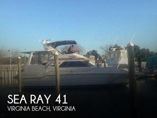 1987 Sea Ray Photo 1 of 20