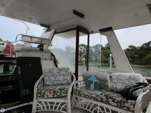 1987 Sea Ray 410 Aft Cabin Photo 16 of 20