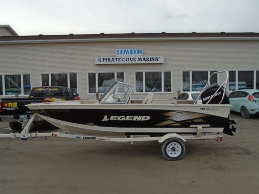For Sale: 2010 Legend 16 Xcalibur 16ft<br/>Pirate Cove Marina
