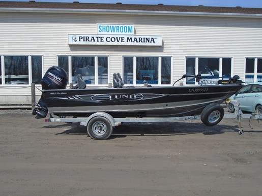 For Sale: 2013 Lund 1825 Pro Guide Tiller - Us529 18ft<br/>Pirate Cove Marina