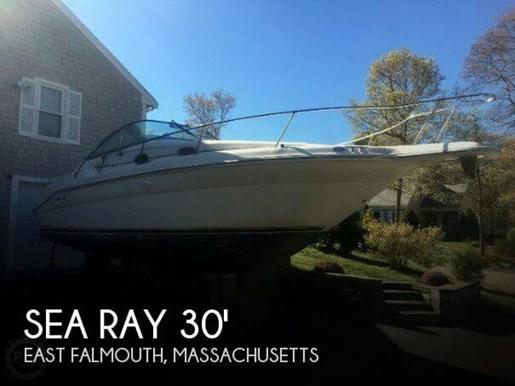 1997 Sea Ray 270 Sundancer Photo 1 of 20
