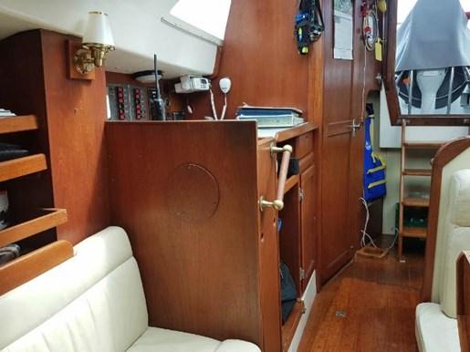 1982 Tanzer 10.5 Pilothouse sloop Photo 30 of 41