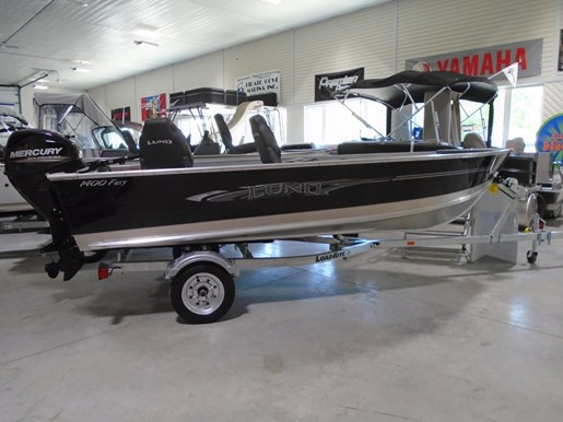 For Sale: 2018 Lund 1400 Fury Tiller 14ft<br/>Pirate Cove Marina