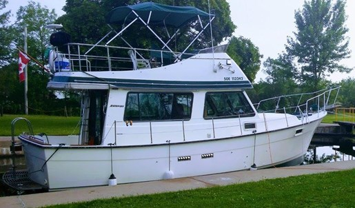 310 Adventure Trawler